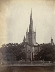 The Cathedral, Calcutta